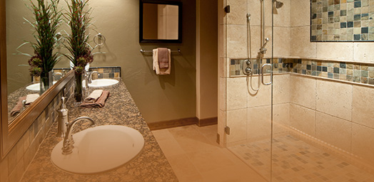 We Can Create Your Dream Bathroom!