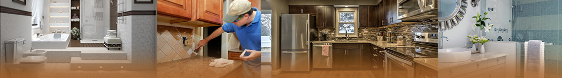 Give Us a Call and for Your Bathroom, Kitchen, Basement Renovation...