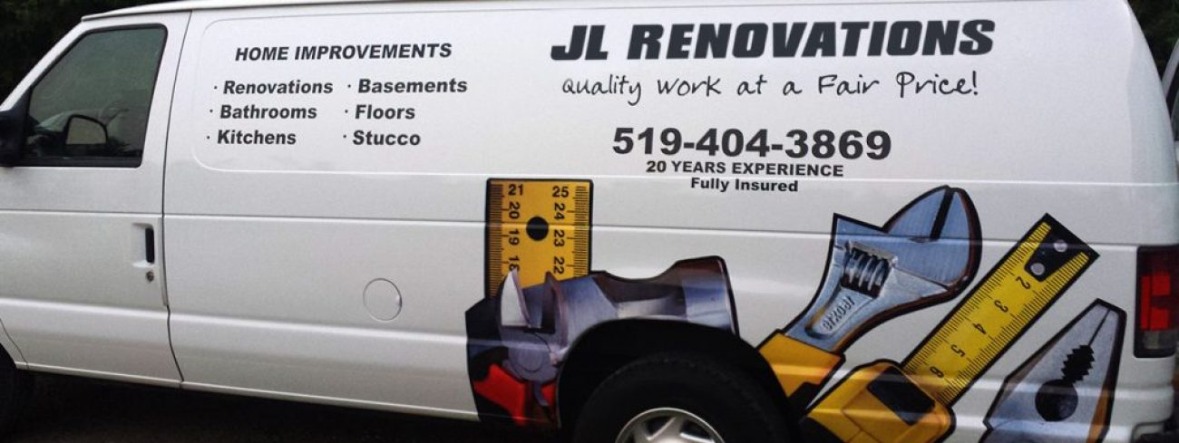 "Call JL Contracting Today ""Honest Work at a Fair Prices"""